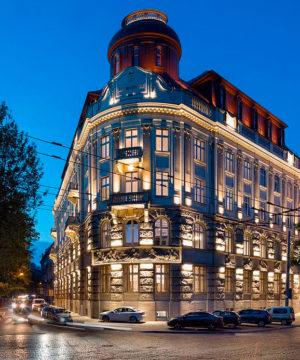 BankHotel Lviv
