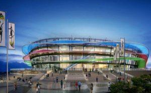 Національний гімнастичний комплекс в Баку: як ми виправили звук?