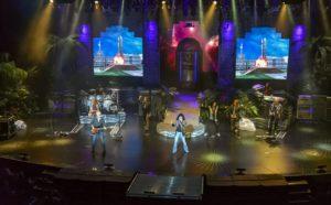Апгрейд культового театру в Лас-Вегасі