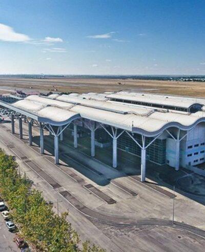 Міжнародний аеропорт в Одесі