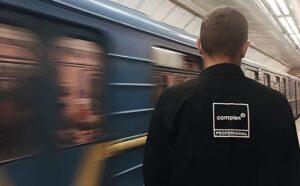 """Звук Bose на станції метро """"Дружби народів"""""""