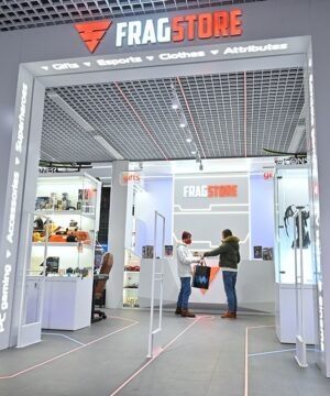 Магазин – FragStore