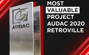 MOST VALUABLE PROJECT AUDAC