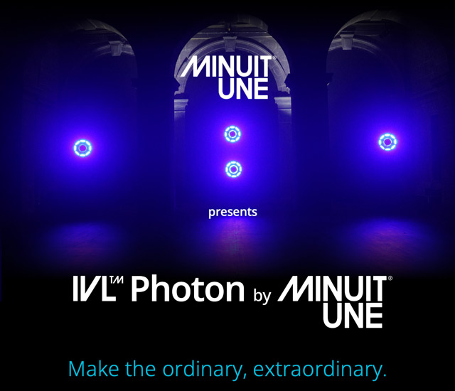 Made in France: IVL Photon