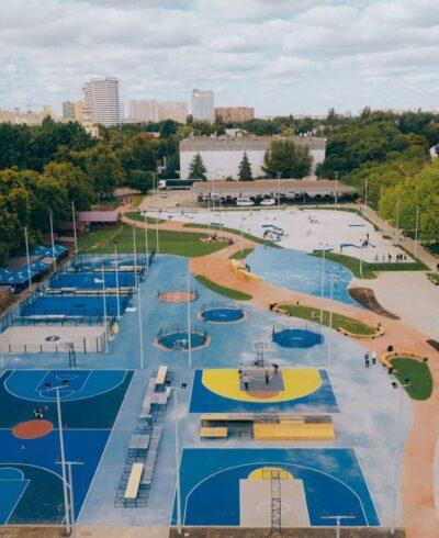 Урбан-парк – Експоцентр Україна