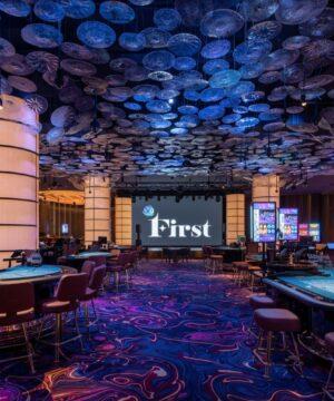First Casino в Gagarinn Hotel в Одесі